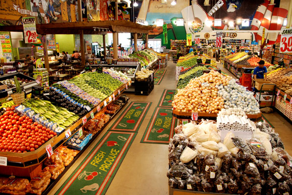 Best Food Market Mexico City