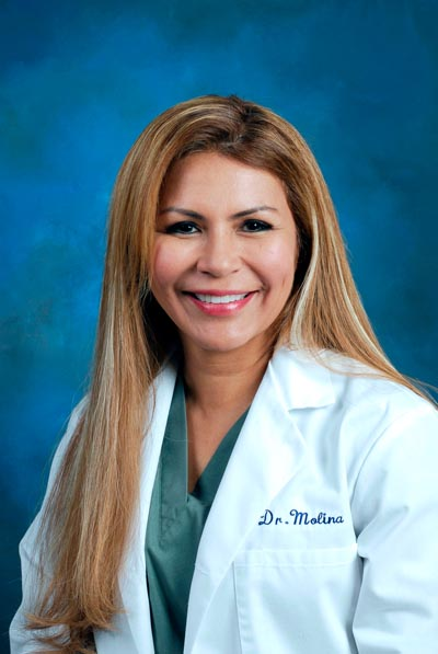 Dr. Sonia Molina