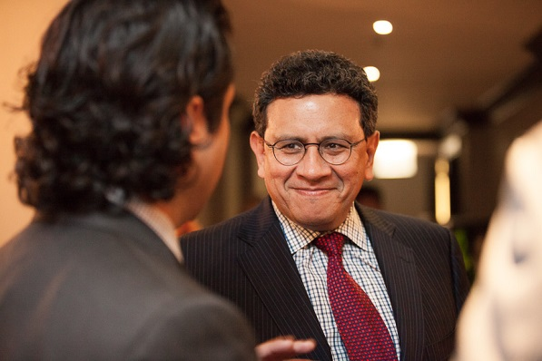 Other distinguished guests in attendance included Jose Luis Prado, President, Quaker Foods North America