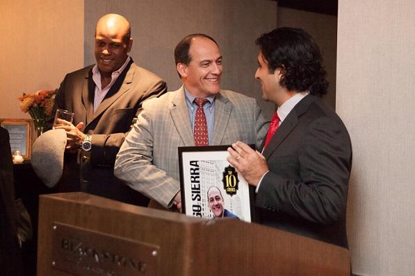 Honoring Top 10 Líder Rodrigo Sierra, Chief Marketing Officer/Chief Communications Officer, American Medical Association (AMA)