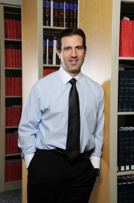 Carlos Abello has been providing legal counsel for Shell for 16 years.