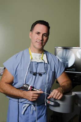 Dr. Alejandro Badia, CEO and Chief Medical Officer of OrthoNOW