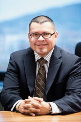 Oscar Hernandez, executive vice president of operations for Areas USA