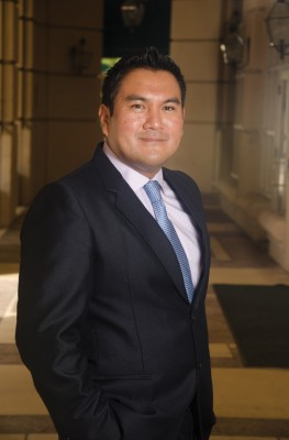Arnold Castillo, managing director forensic and litigation consulting for FTIConsulting