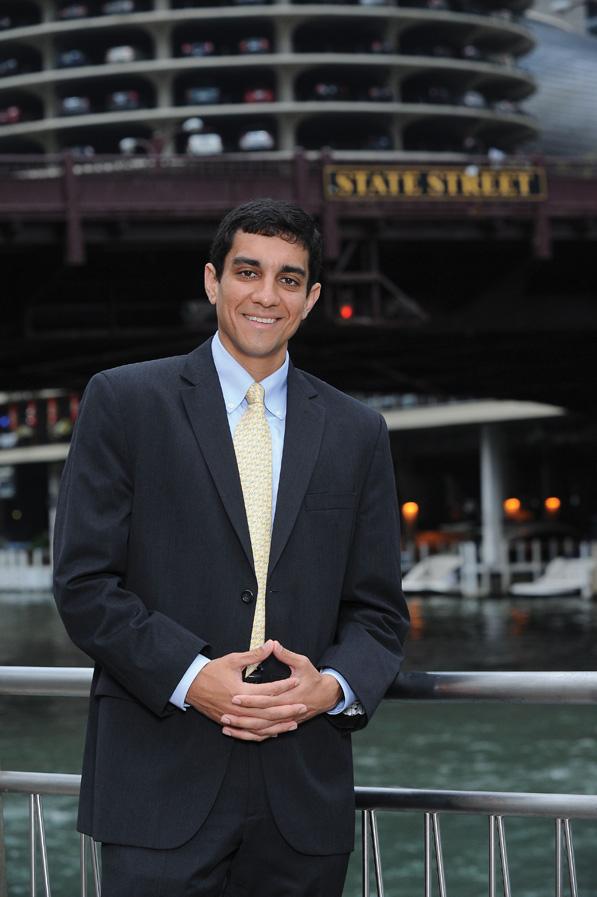 Raul Rodriguez, associate attorney at Goldberg Weisman Cairo