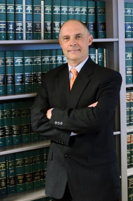 Roberto Berry, general counsel for Latin America at Chrysler Group LLC