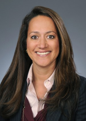 Pilar Ramos, global public policy and regulatory counsel for MasterCard Worldwide