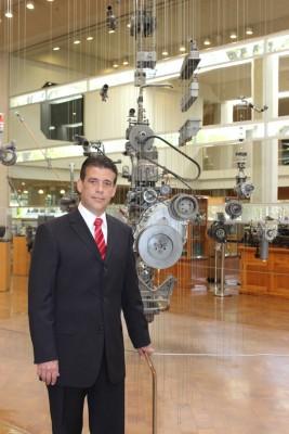 Felix Santana, Corporate Director for Global Logistics