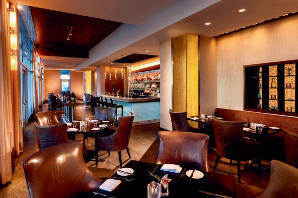 The Bistro Bal Harbour features the ocean-to-table culinary creations of executive chef Felipe Arango Salazar made with fresh, local ingredients.