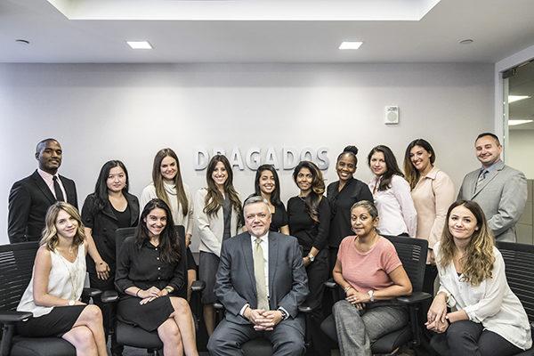 Dragados USA's HR department