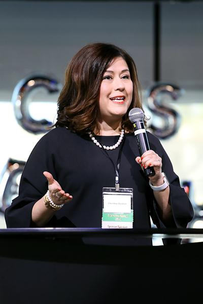 Christine Bastian