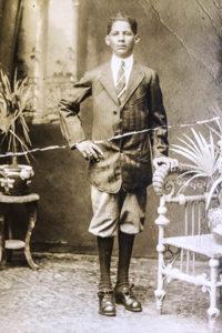 Jose Nicot's father Carlos Nicot