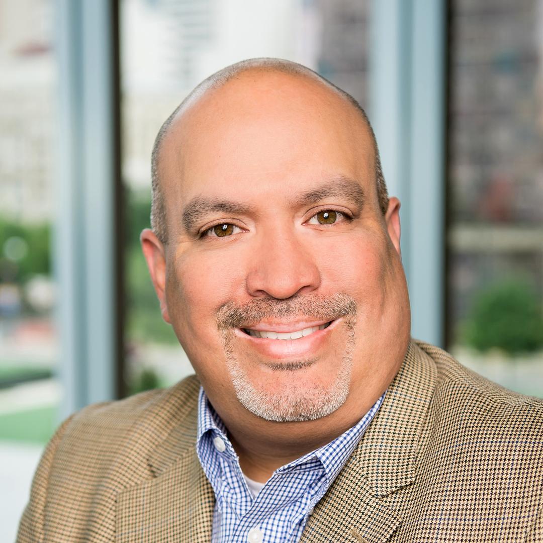 Jaime Mata, AT&T, portrait thumbnail