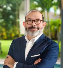 Juan Silva, Otis Elevator, portrait thumbnail