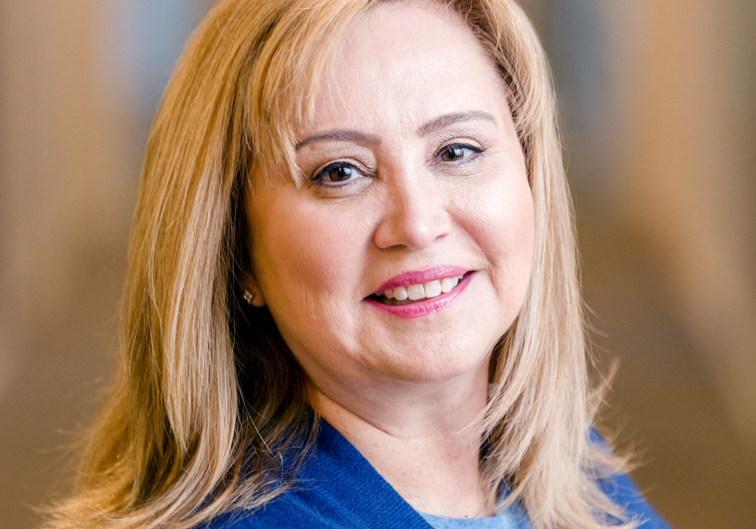 Margita Thompson, California Resources Corporation, portrait thumbnail