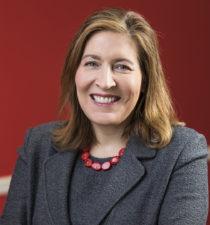 Beatriz Perez, SVP, The Coca-Cola Company, thumbnail portrait red background