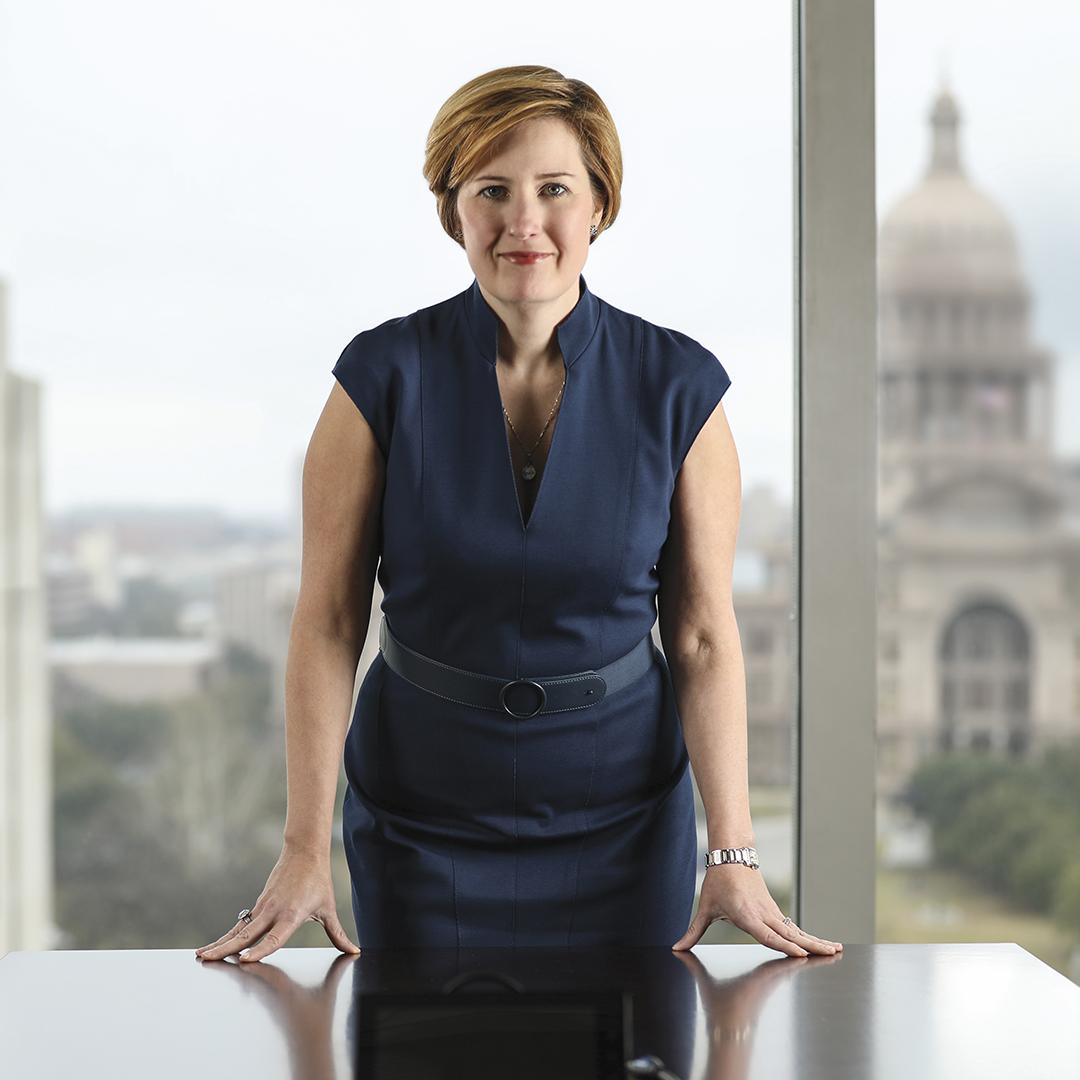Carolina de Onis-Teacher Retirement System of Texas, portrait thumbnail