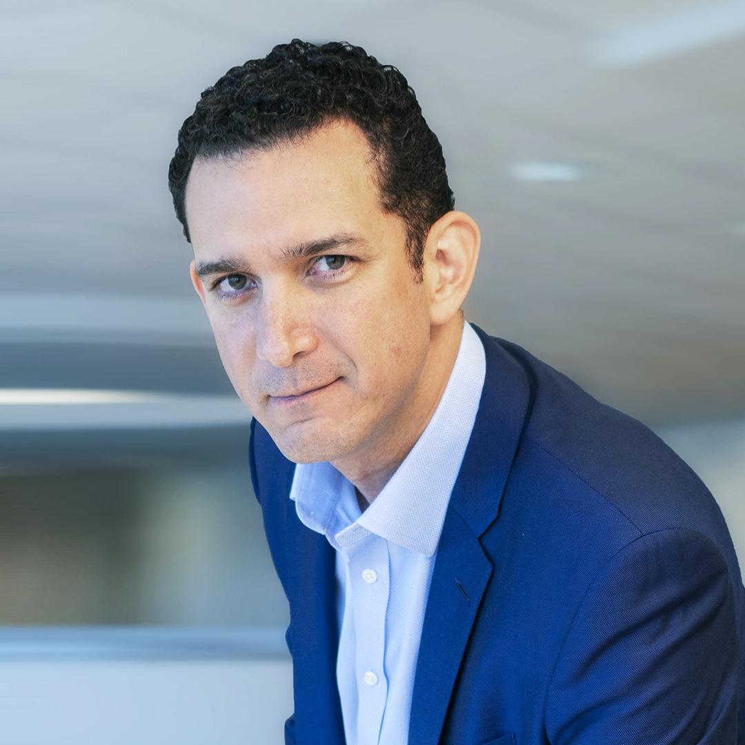 Dumitrache Martinez, VP of Finance, Essity, portrait thumbnail image