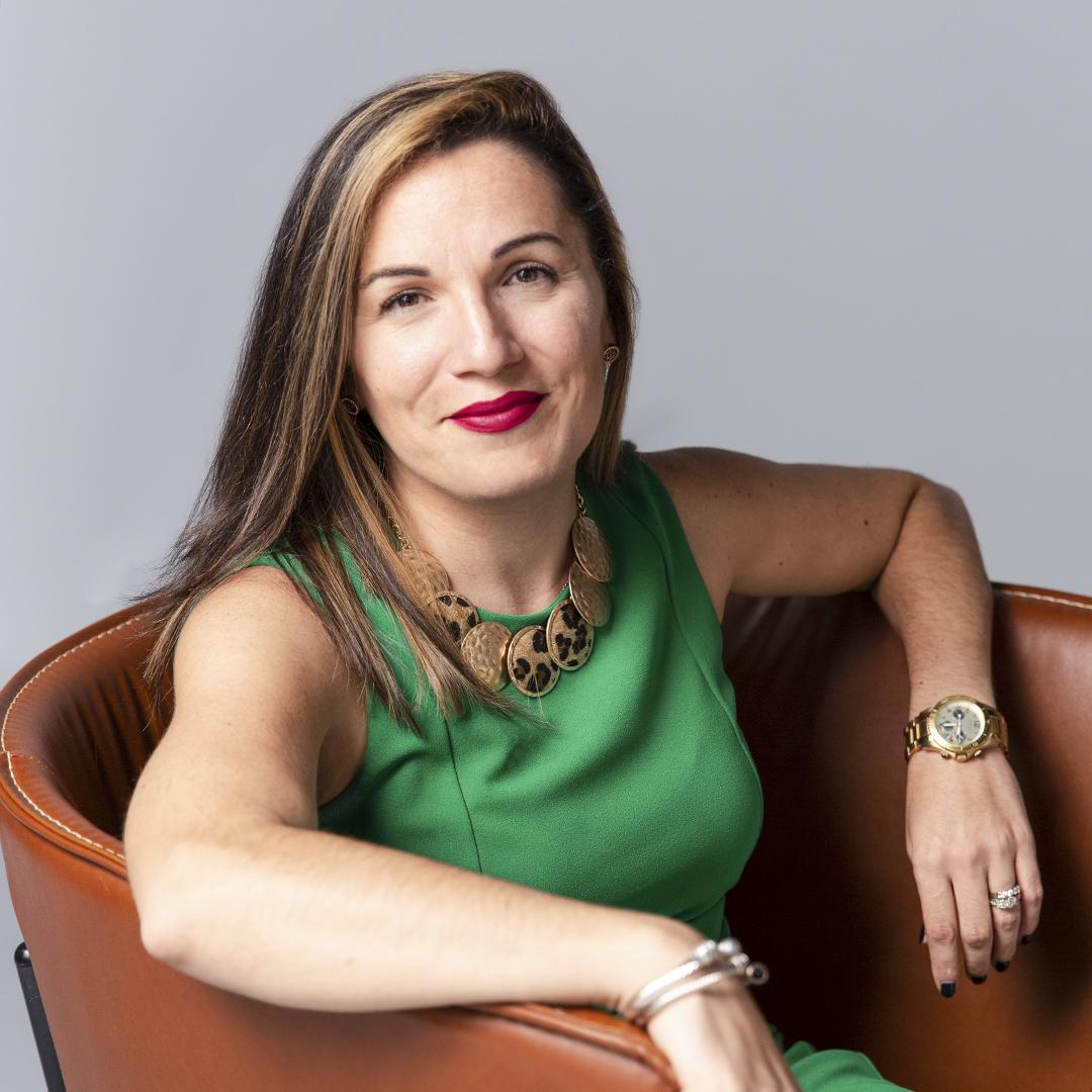 Jennifer Rodriguez, FCB Global, portrait thumbnail