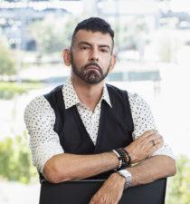 Miguel Sanchez, TiVo, portrait thumbnail