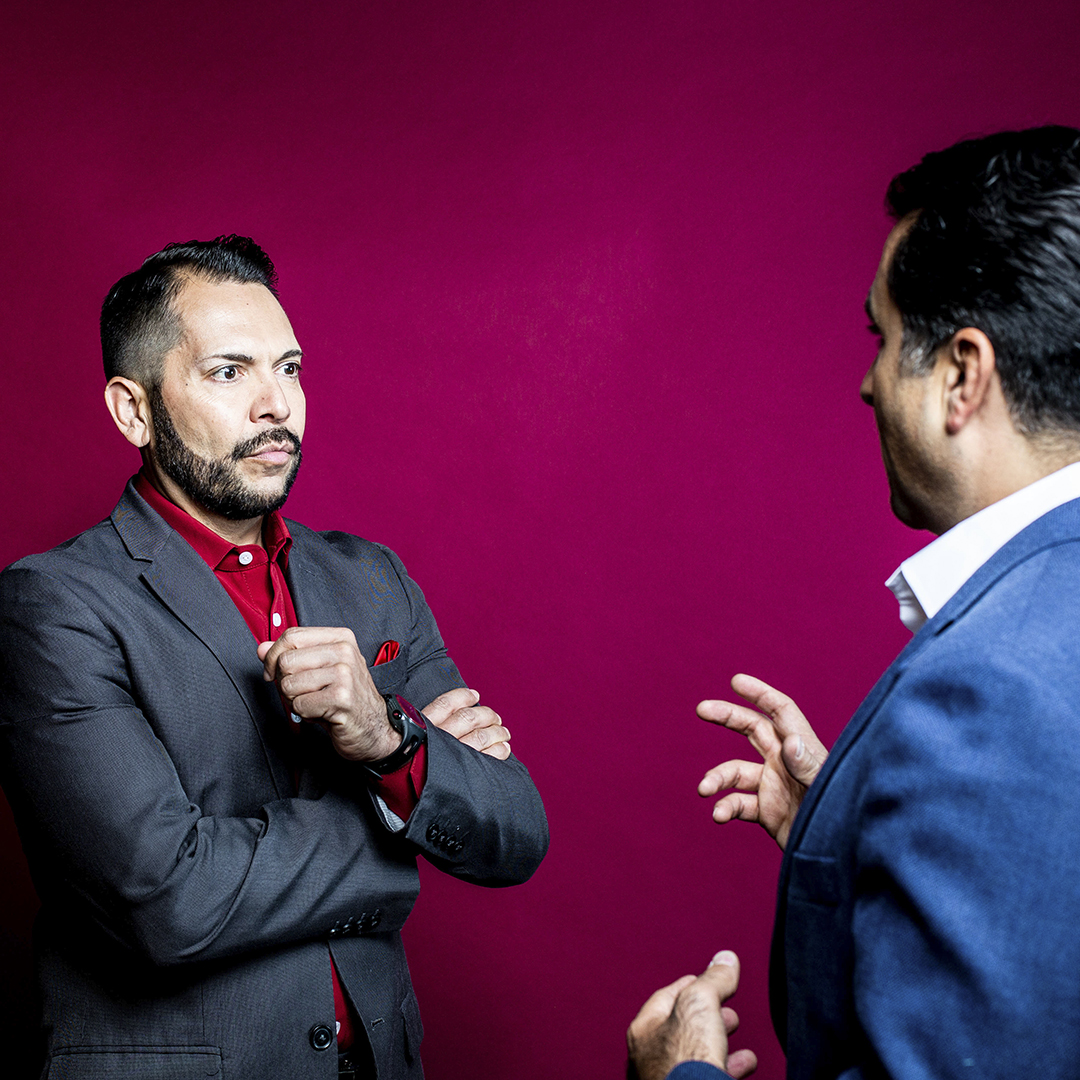 Mark L. Madrid facing Pedro A. Guerrero in discussion_thumbnail image