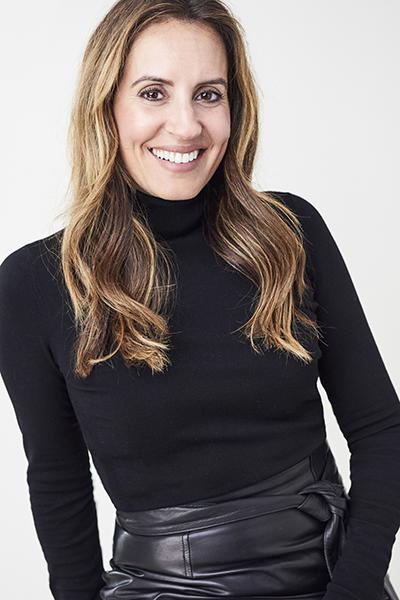Sandra Campos, CEO, Diane von Furstenberg, portrait