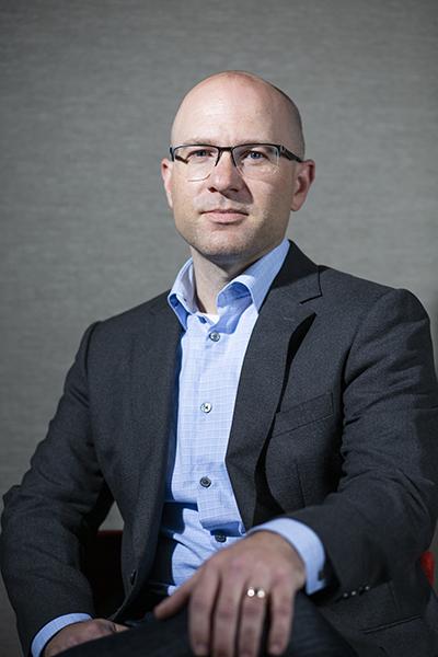 Sean Jaquez-Sony Pictures Entertainment, portrait gray background