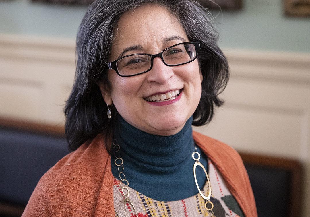Diane E. Lopez, Harvard University, portrait thumbnail