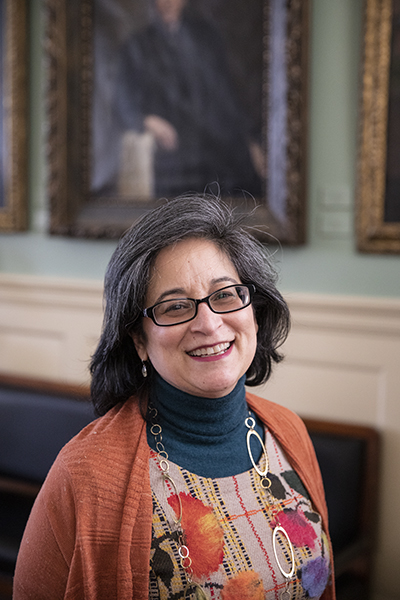 Diane E. Lopez, Harvard University, portrait