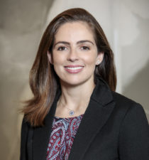 Monica Caldas, Liberty Mutual, portrait thumbnail