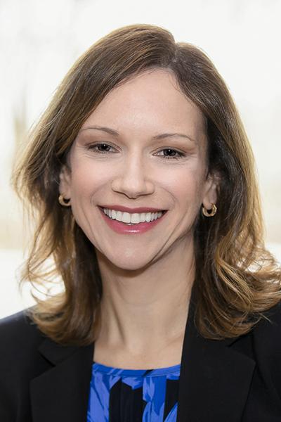Alessandra Ginante Yockelson, Hewlett Packard Enterprise, portrait
