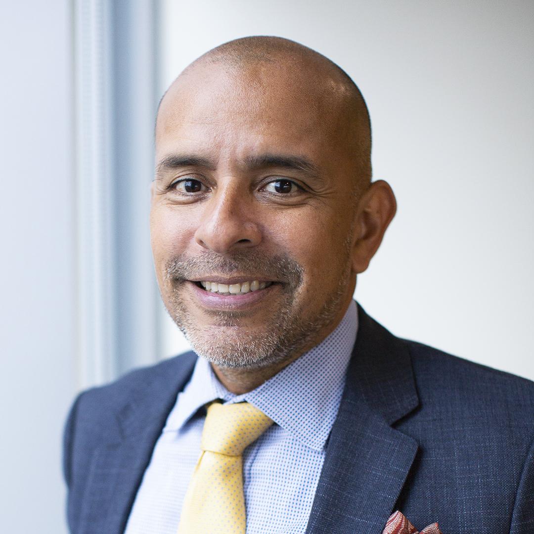 Genaro Perez Jr., CrossCountry Consulting, portrait thumbnail