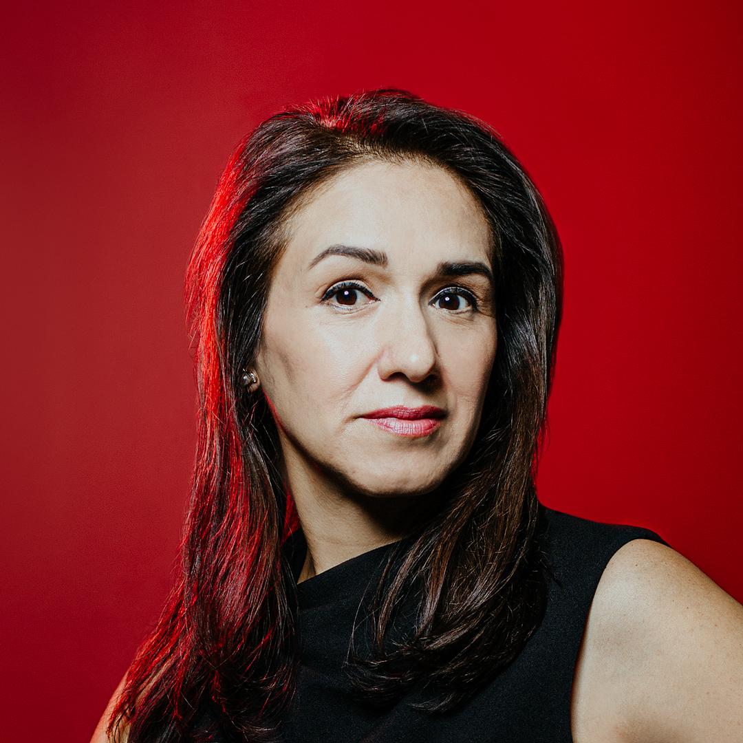 Luz Martinez, Leonardo DRS, portrait thumbnail