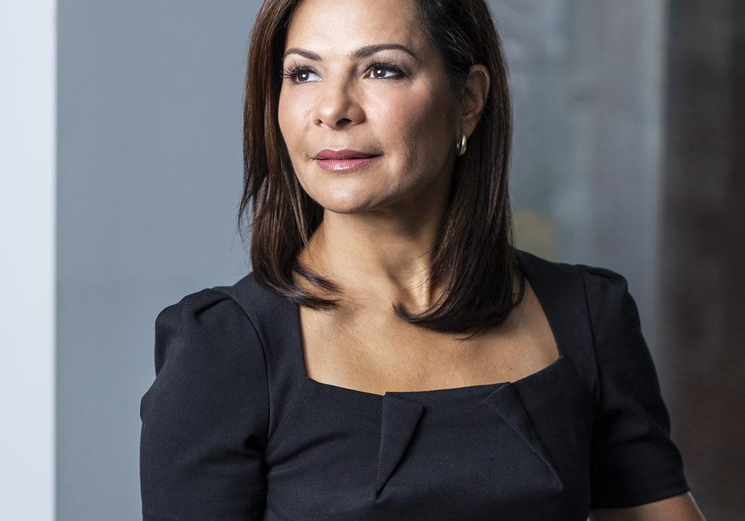 Maria Bartolome Winans, IBM