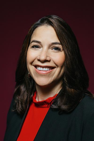 Michelle Boston, Bank of America, portrait closeup