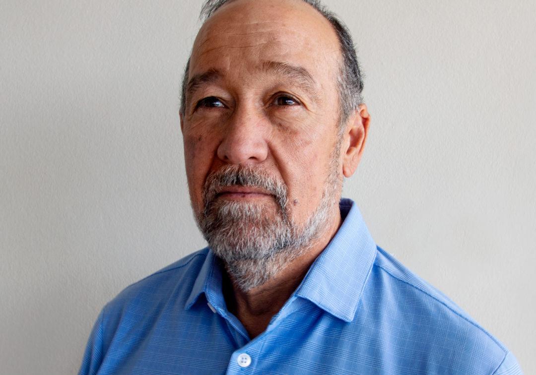 Ray Lugo, Florida Space Institute, portrait thumbnail