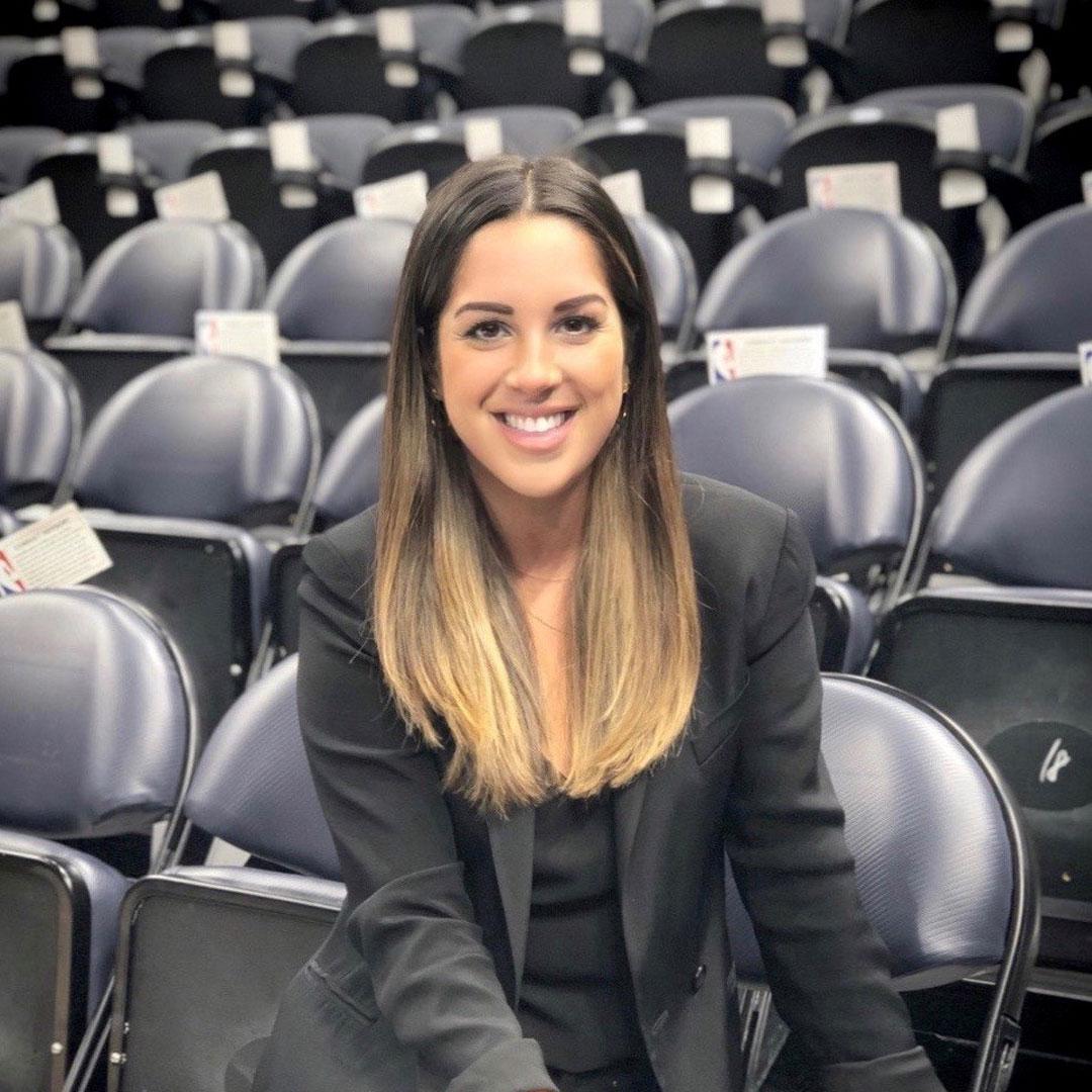 Sheena Morales Weinstein, NBA, portrait thumb
