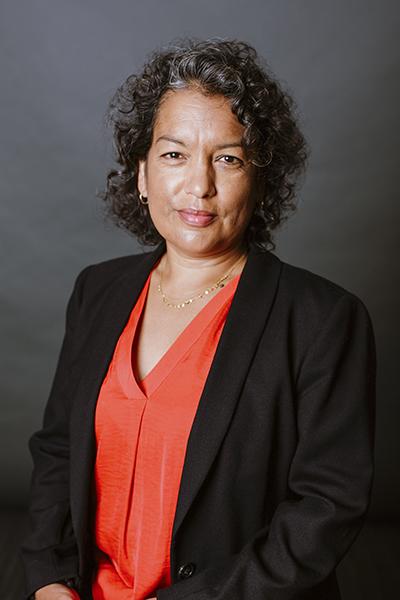 Vanessa Pegueros, BECU, portrait
