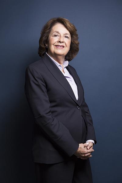 Aída Álvarez portrait