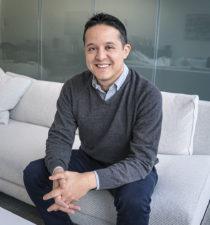Alvaro Almanza, Kensho Technologies, portrait thumbnail
