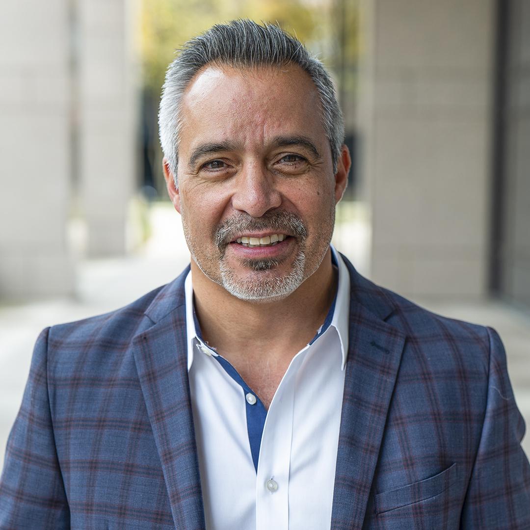 David Quevedo, VMware, portrait
