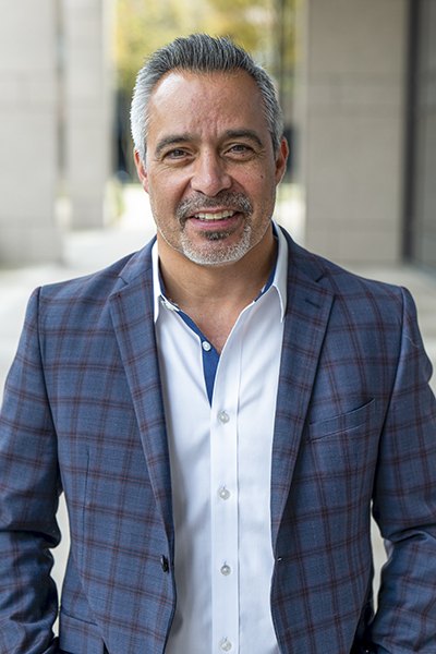 David Quevedo, VMware, portrait