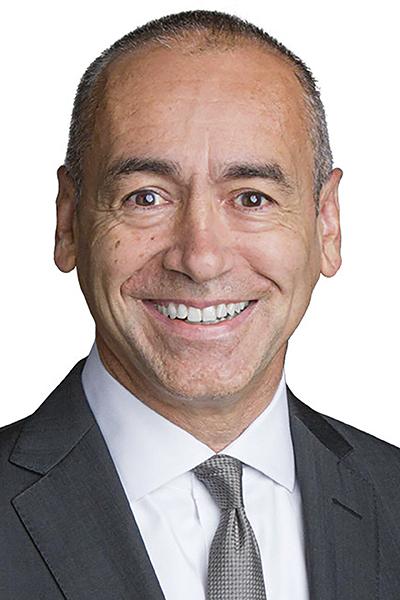 Joe Echevarria, BNY Mellon, portrait