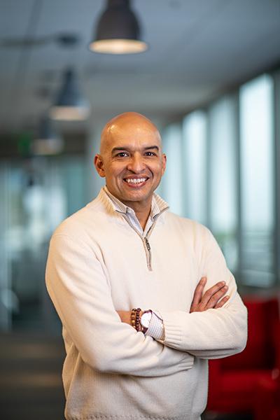Raul Vazquez, CEO, Oportun Inc., portrait thumbnail