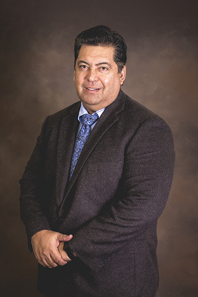 Robert Estrada, Fred Loya Insurance, portrait