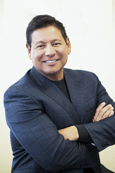 Steve Apodaca, Cratos Health, portrait