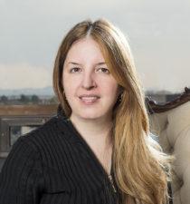 Florencia Garza, Oriflame, portrait thumbnail