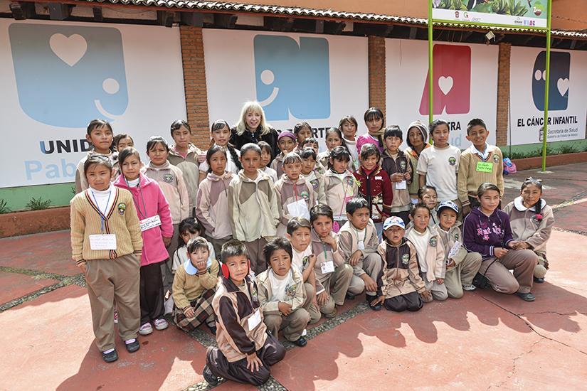 UNAC Foundation group photo