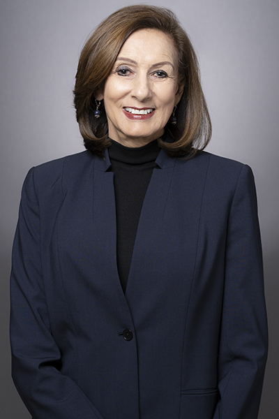 Linda Griego, Board Member, ViacomCBS and American Funds, portrait