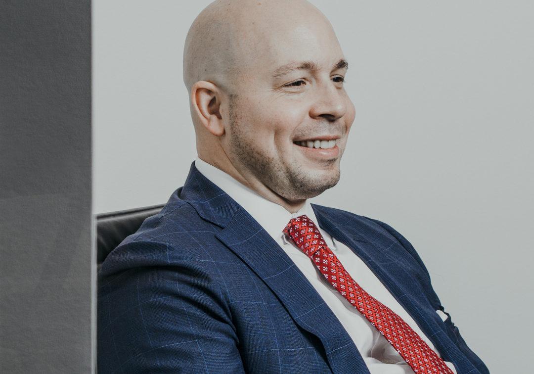 Rob Negron, AXA Equitable Life Insurance, portrait thumbnail